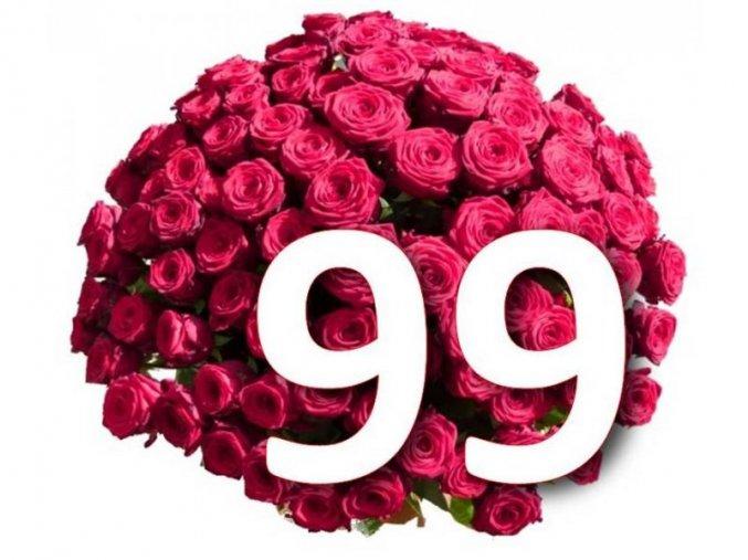 99 růží