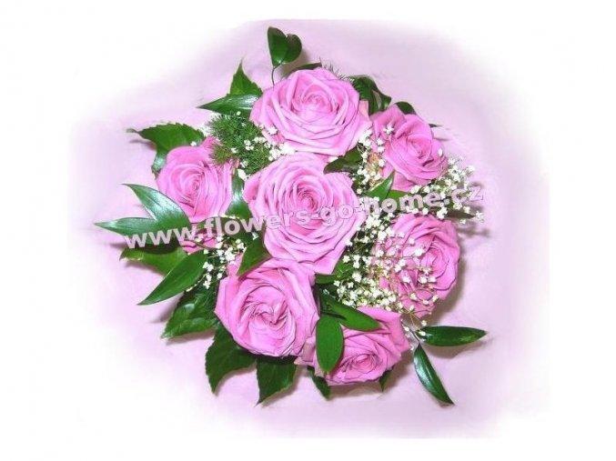 Růžová romantika