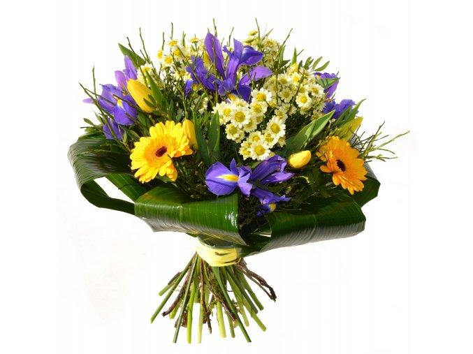 Jarní kytice