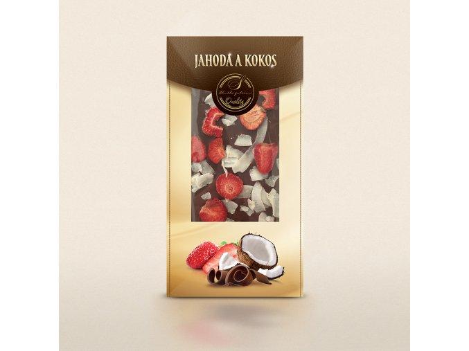 Doručování květin a čokolády