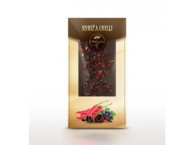 Čokoláda s ovocem