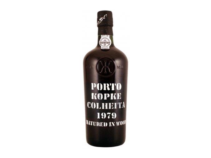 KOPKE COLHEITA 1989 0,75l