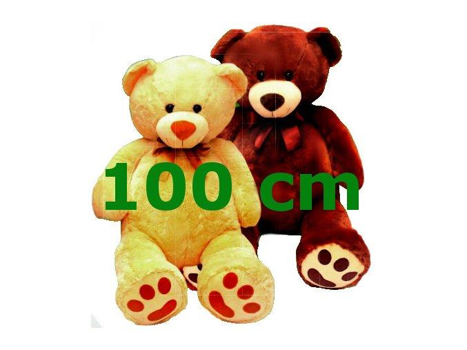 medvěd 100cm
