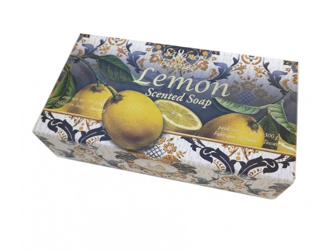 Mýdlo Lemon