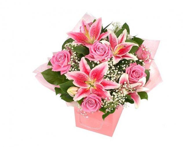 Vodní balení lilie