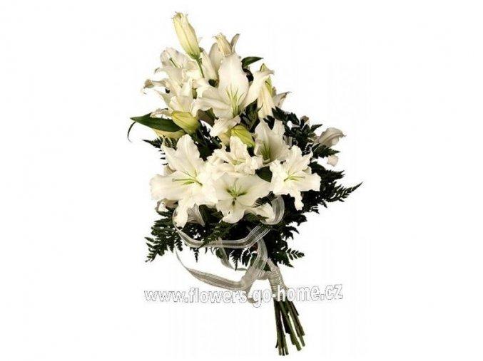 Kytice lilií