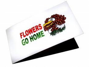 Rozvoz květin v Praze