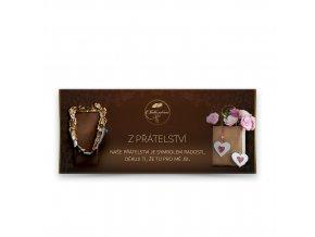Čokoláda s věnováním
