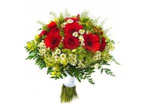 Svetební kytice germíny