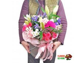 Flowerbox srdce