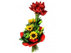 Květina k MDŽ