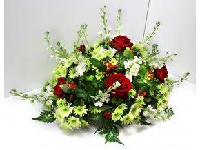 Smuteční kytice