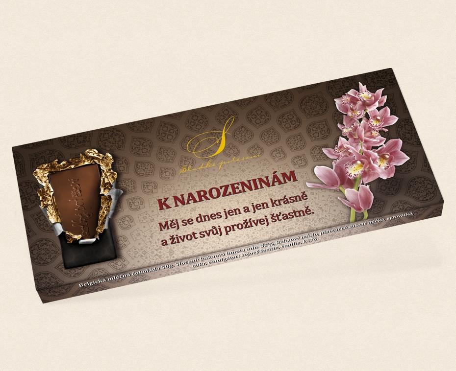 Čokoláda belgická