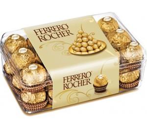 Ferrero Rocher Hmotnost: 375g