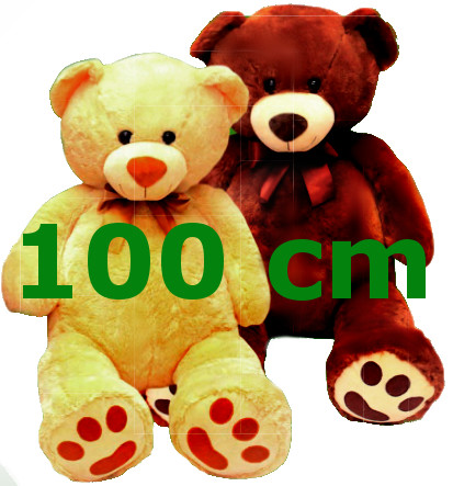 Plyšový medvěd Barva: HNĚDÁ