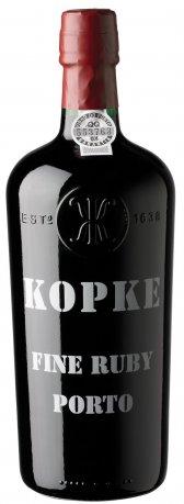 Portské víno Kopke