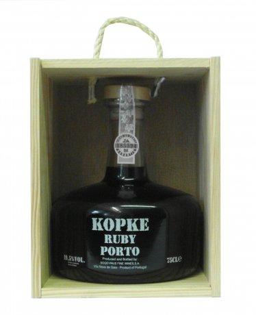 Portské víno KOPKE DECANTER FINE RUBY