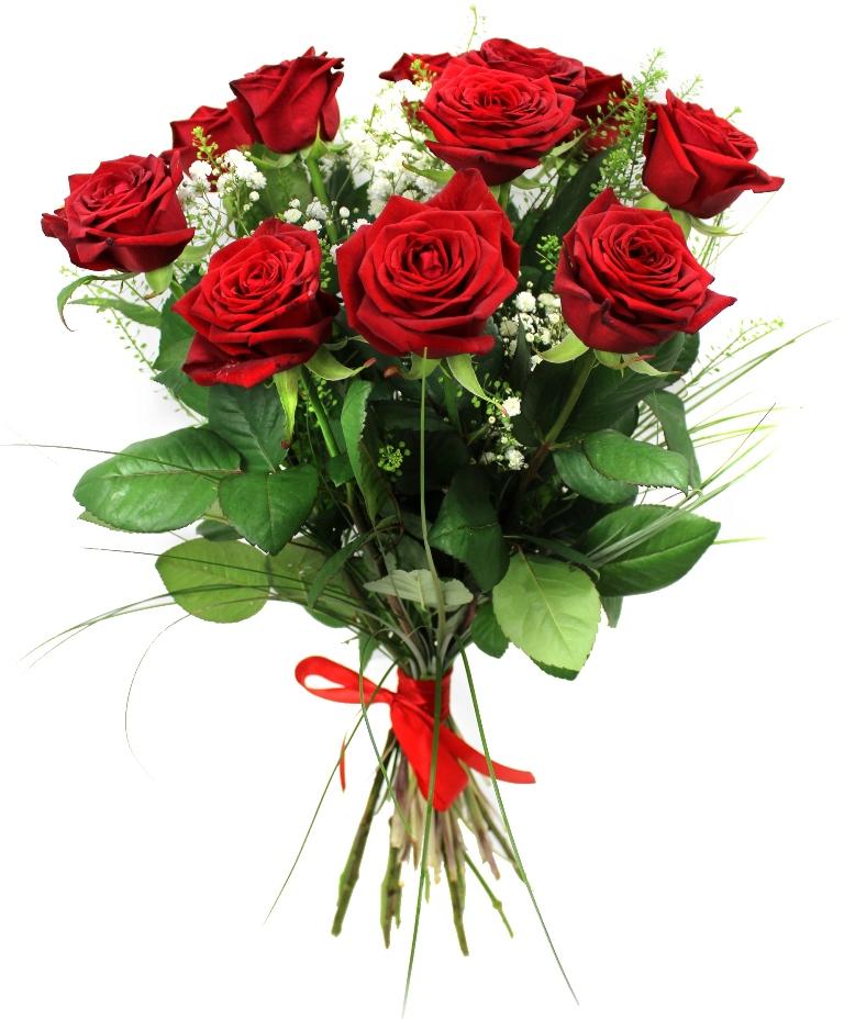 Kytice růží Velikost: VLASTNÍ POČET 7 - 29ks