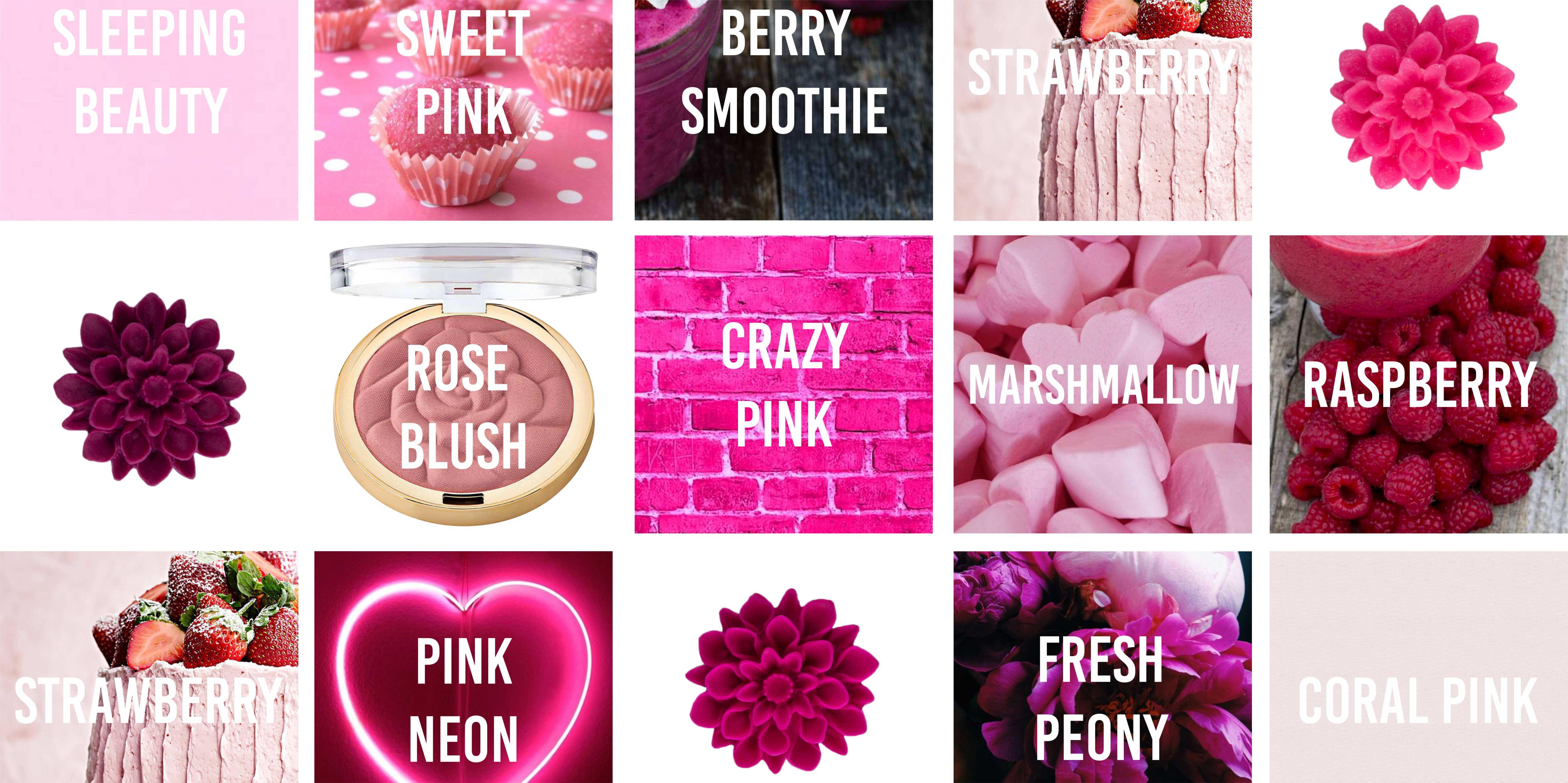 Tasting pink Flowerski...