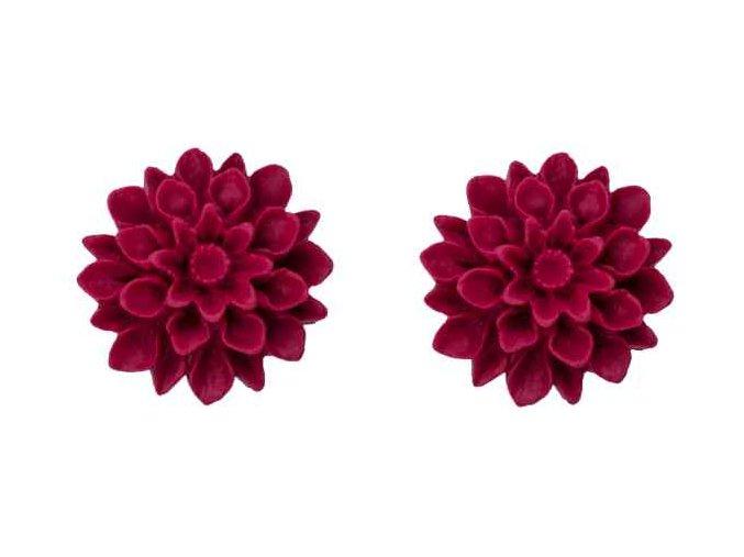 french borfo flowerski nausnice