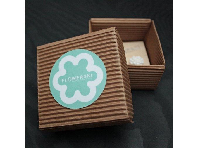 modrá2 flowerski krabicka na sperky