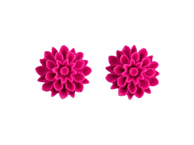 love flowerski nausnice