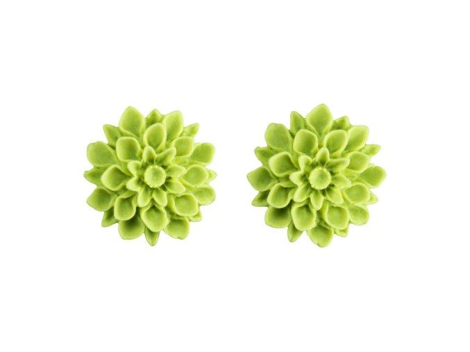 lime flowerski nausnice