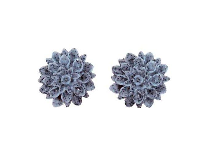 granite flowerski nausnice