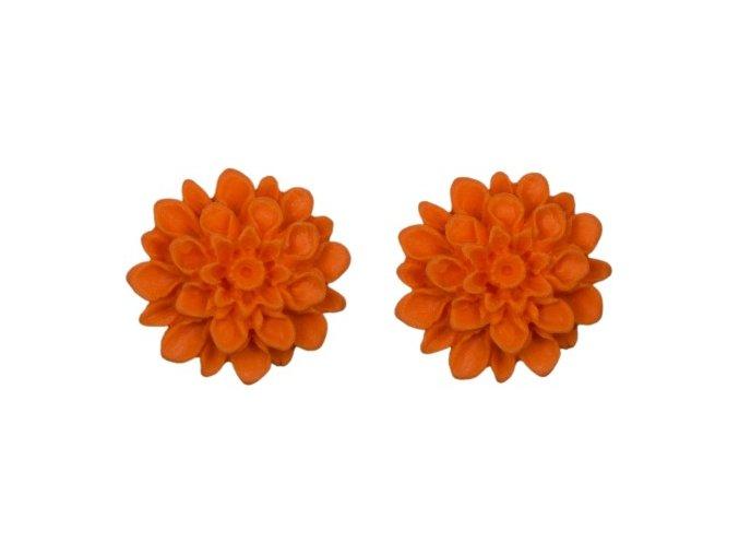 sweet orange flowerski