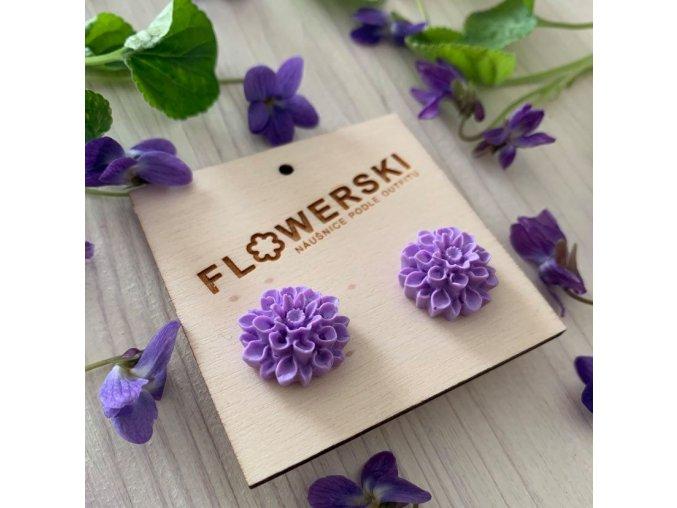 Flowerski violet NOVE