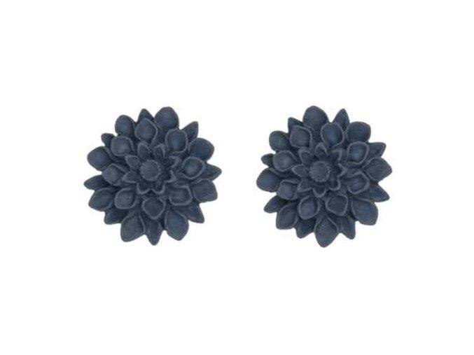 graphite flowerski nausnice