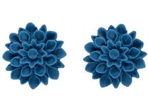 jeans lover flowerski nausnice