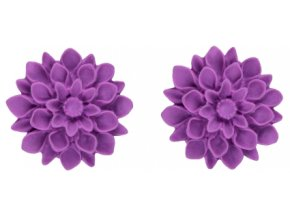 lavender2 flowerski nausnice