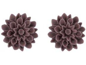 cappuccino flowerski nausnice