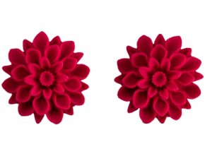 cranberry flowerski nausnice