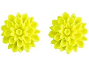 light yellow flowerski