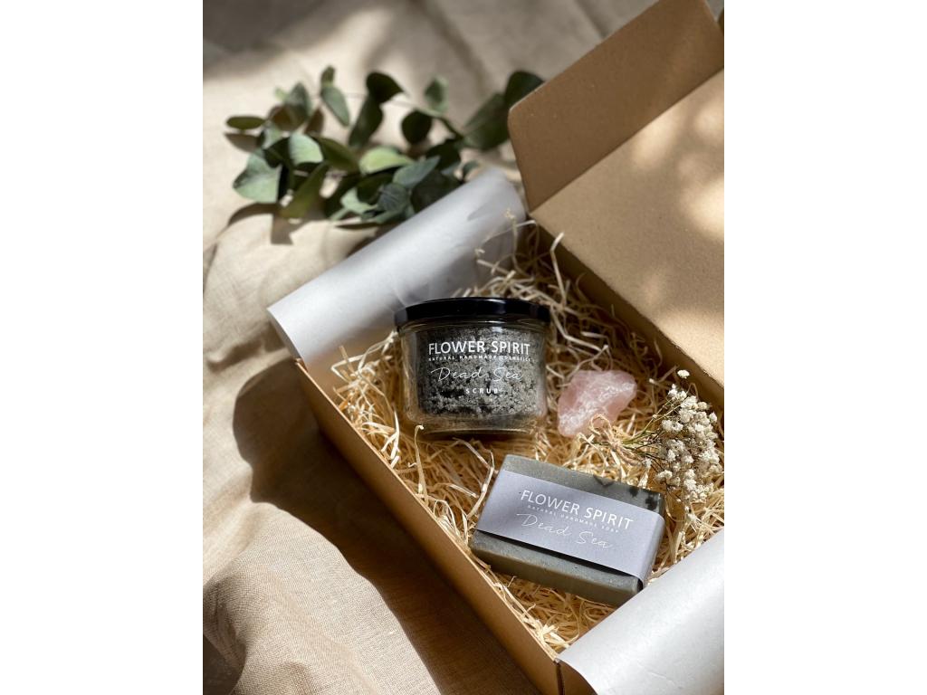 Dead Sea gift set zmenseno
