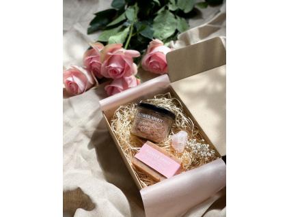 English Rose gift set zmenseno