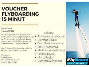 Voucher 10 minut Flyboarding (2)