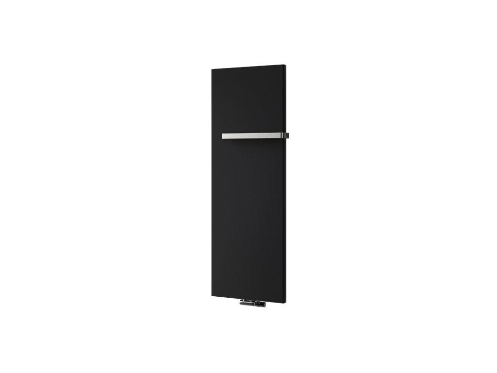 ISAN ARTE - designový koupelnový radiátor, sněhově bílý (RAL 9016)
