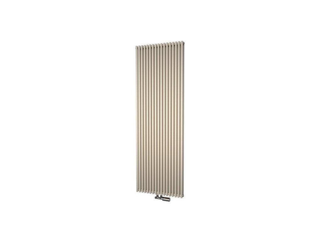ISAN ARUBA DOUBLE koupelnový radiátor, sněhově bílý (RAL 9016) 1800/300