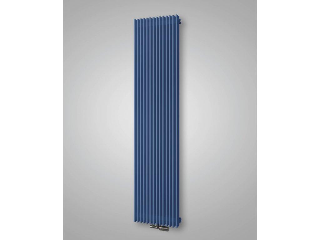 ISAN ANTIKA CUBE koupelnový radiátor, sněhově bílý (RAL 9016) 1800/295