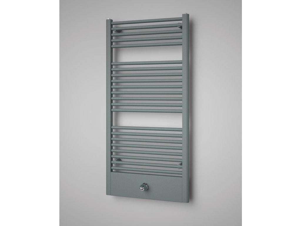 ISAN PALMYRA VALVE koupelnový radiátor, sněhově bílý (RAL 9016)