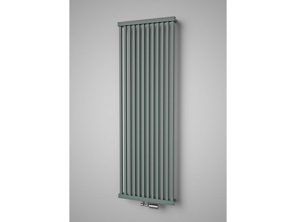 NOVINKA - COLBY koupelnový, designový radiátor, sněhově bílý (RAL 9016) 1800/600