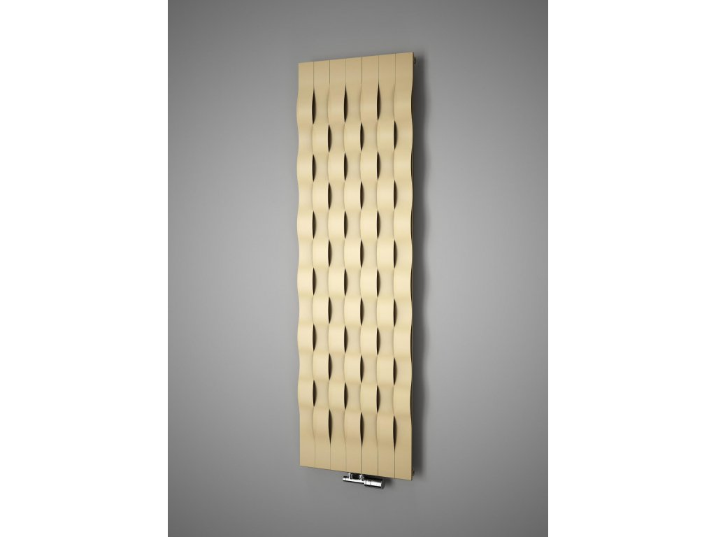 NOVINKA - NIAS koupelnový, designový radiátor,