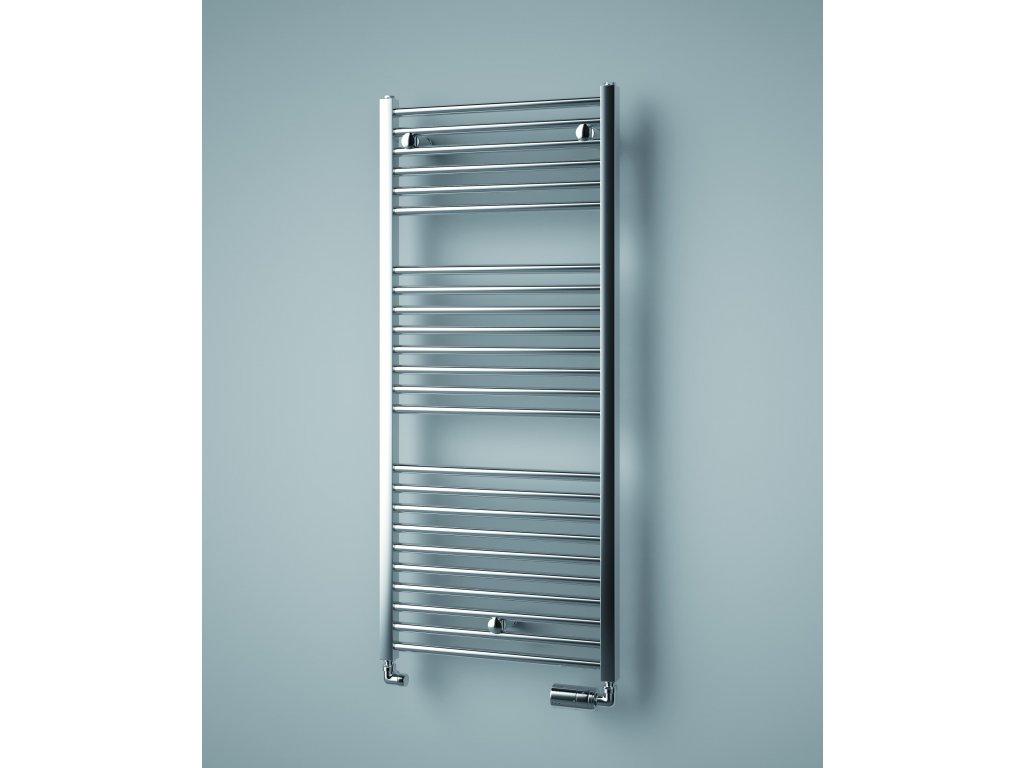 ISAN TONGIA CHROM koupelnový radiátor