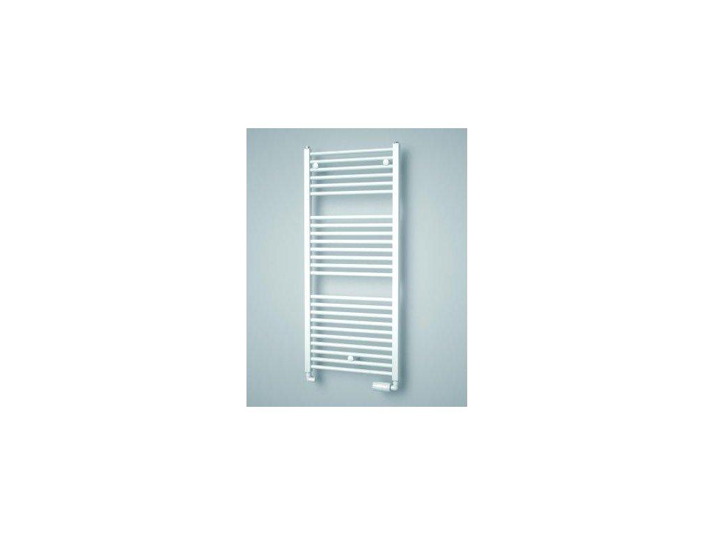 ISAN TONGIA koupelnový radiátor, sněhově bílý (RAL 9016)