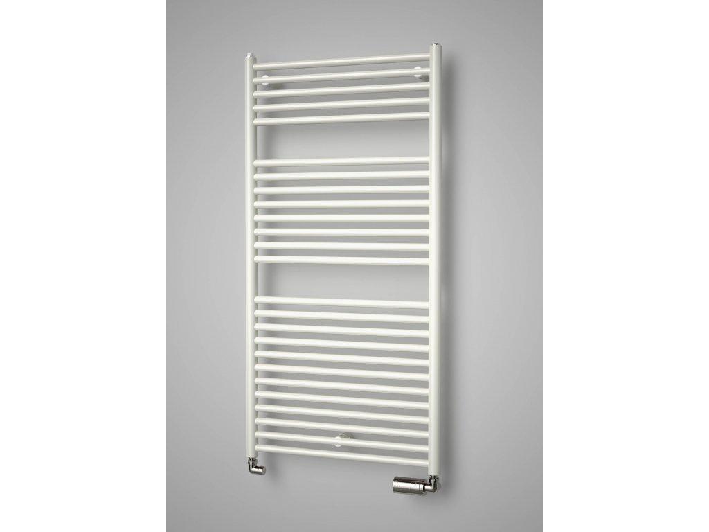 ISAN PALMYRA PLUS elektrický koupelnový radiátor, sněhově bílý (RAL 9016)