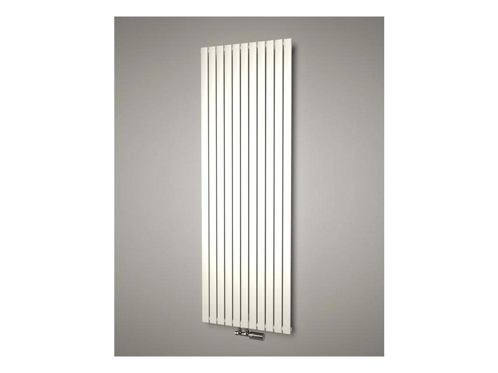 ISAN COLLOM LIGHT koupelnový radiátor, sněhově bílý (RAL 9016) 1800/274