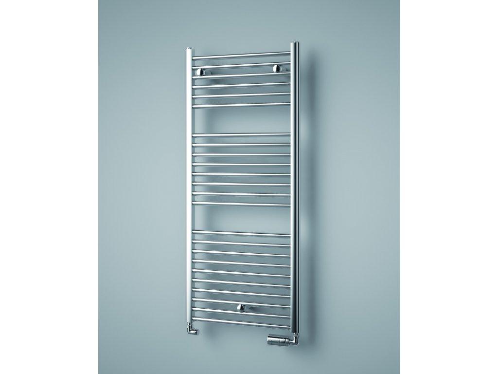 ISAN GRENADA CHROM koupelnový radiátor